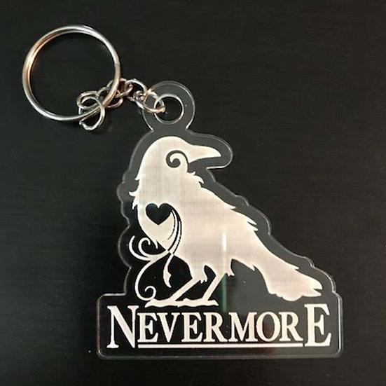 Acrylic Keychain: Nevermore