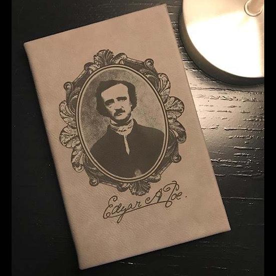 Journal: Gray Leatherette: Poe Portrait