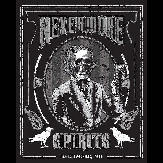 8x10 Print: Nevermore Spirits