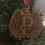 Thumbnail: Wooden Ornament: Raven Crest