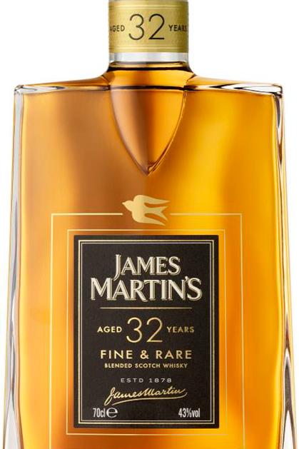 Whisky James Martin's 32 Years