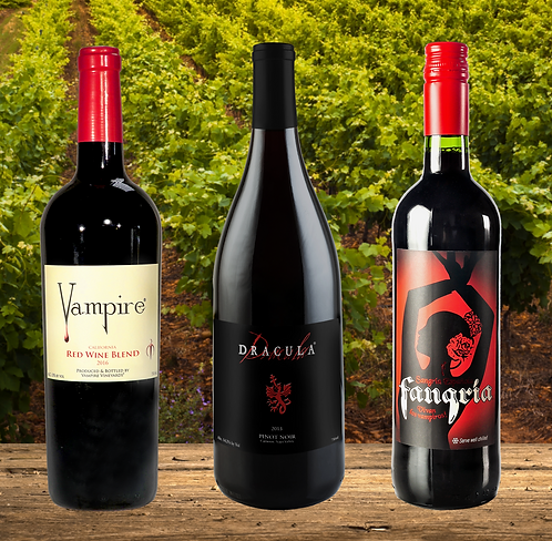 VAMPIRE® VINEYARDS THE REDS OF SUMMER PACK