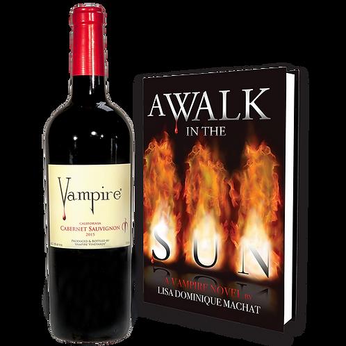 VAMPIRE® CABERNET & A WALK IN THE SUN COMBO