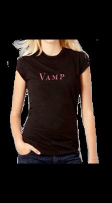 WOMAN'S VAMP T-SHIRT