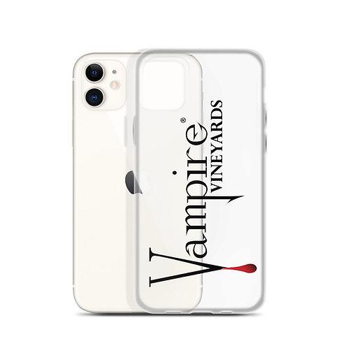 Vampire Vineyards iPhone Case