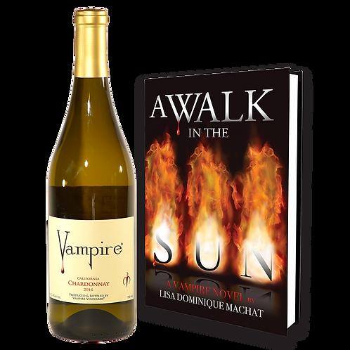 VAMPIRE® CHARDONNAY  & A WALK IN THE SUN COMBO
