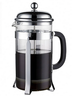 Vampire French Press Coffee Maker
