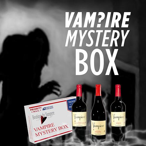 VAMPIRE MYSTERY BOX
