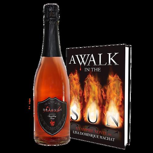 DRACULA® Sparkling Rosé & Vampire Novel