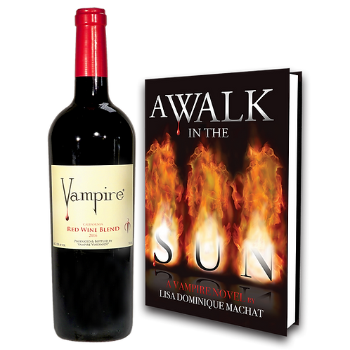 VAMPIRE® RED BLEND  & A WALK IN THE SUN COMBO