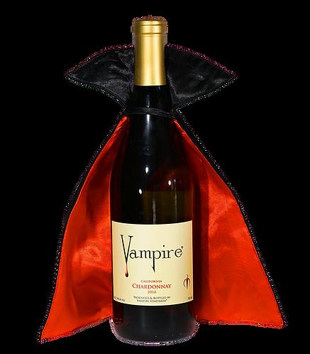 VAMPIRE® CHARDONNAY with Vampire® Wine Cape
