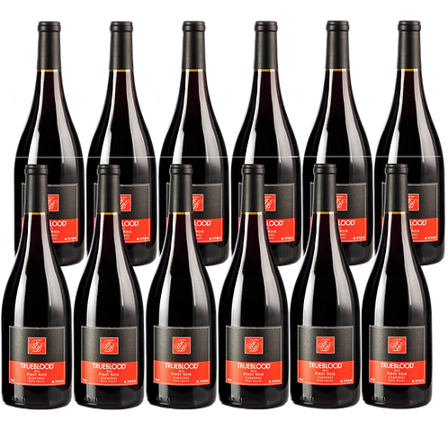 TRUEBLOOD™ PINOT NOIR 12 BOTTLE CASE
