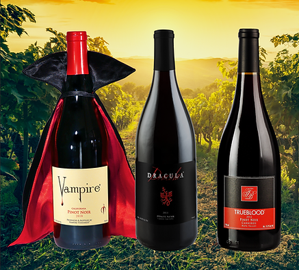 Vampire's Pinot Noir Trio
