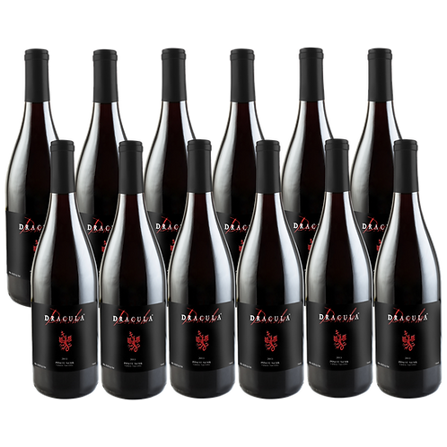 DRACULA® PINOT NOIR 12 BOTTLE CASE
