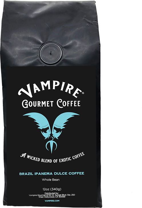 VAMPIRE COFFEE - Brazil Ipanema Dulce (Whole Bean)