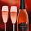 Thumbnail: DRACULA® SPARKLING ROSÉ WITH 2 GLASSES