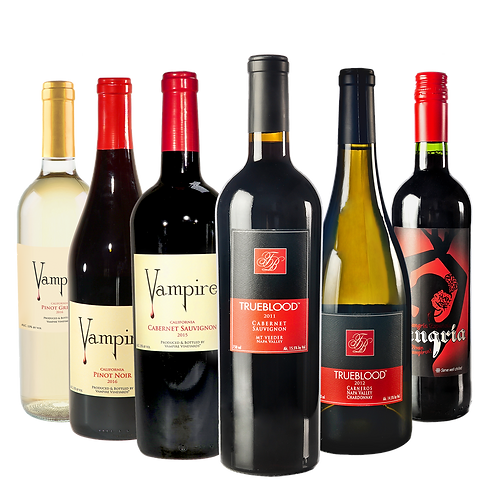 VAMPIRE® VINEYARDS VARIETY GIFT SET