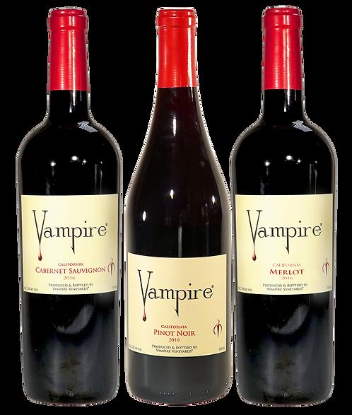 VAMPIRE® VINEYARDS BLOOD RED PACK
