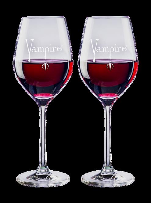 VAMPIRE® WINE GLASS PAIR
