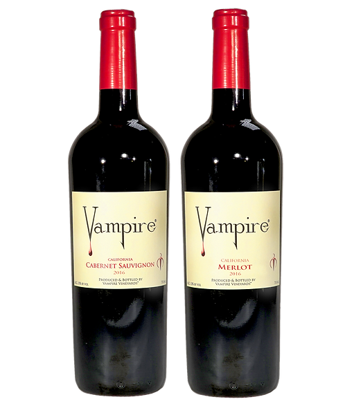 VAMPIRE® VINEYARDS BLOOD RED DUO