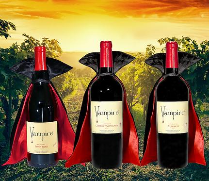 VAMPIRE® VINEYARDS RED WINE TRILOGY