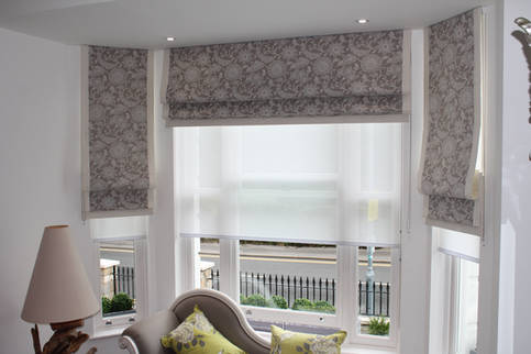 Roman Blinds in Berkshire