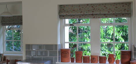 Blinds in Bourne End