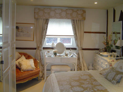 Curtains in Marlow