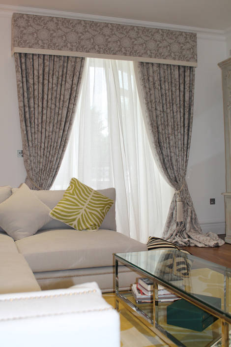 Curtains in Berkshire