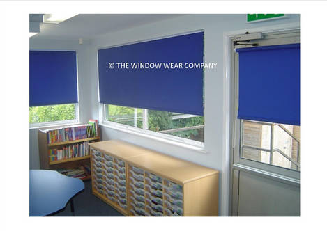 Contract Blinds in Maidenhead