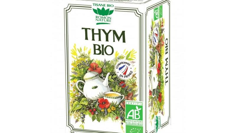 Tisane Thym bio 20 infusettes