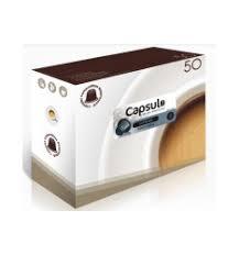 Brésil-Inde - Capsules compatibles Nespresso