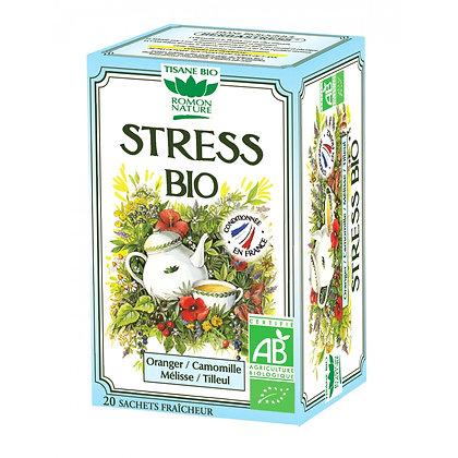 Tisane Stress Bio - 20 sachets