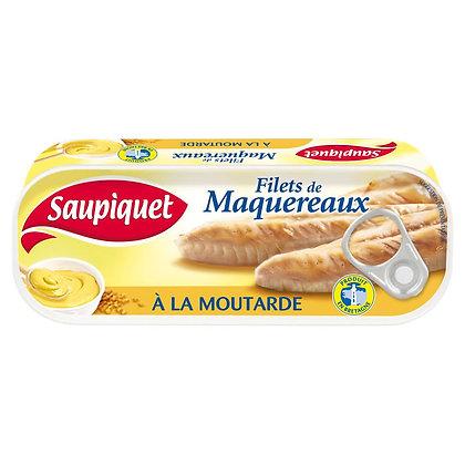Maquereau sauce moutarde