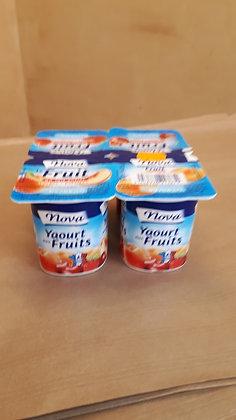 Yaourts fruits