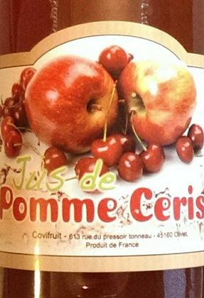 JUS DE POMME CERISE - COVIFRUIT