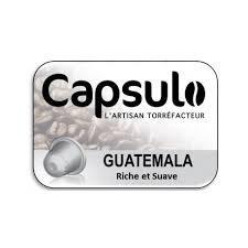 Guatemala - Capsules compatibles