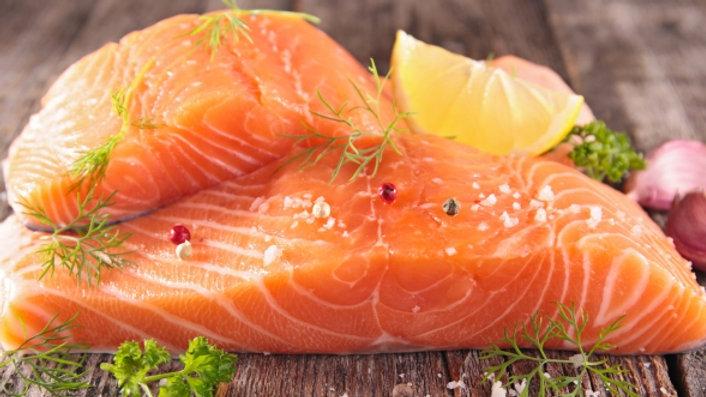 Pavé de saumon en élevage Label Rouge Ecosse