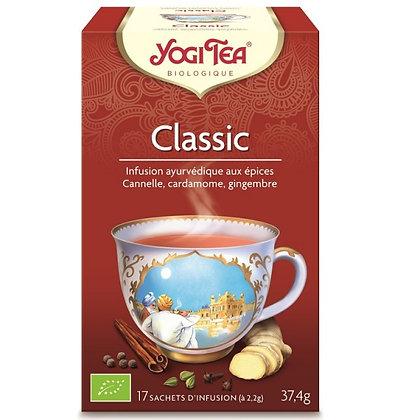 Yogi Tea Classic 17 Sachets Infusion