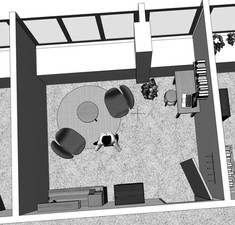 Innenraum-Konzept