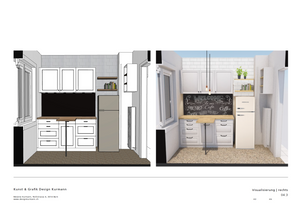 Sanierung Altbau-Küche