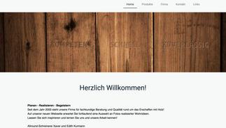 Webdesign & Betreuung