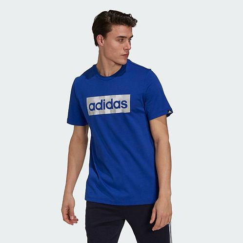 Camiseta Estampada Box Logo