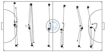 Sunbears sports Drill software, coaching software