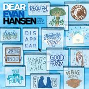 Dear Evan Hansen Song Drawing