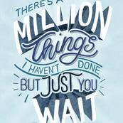 Just You Wait — Hamilton