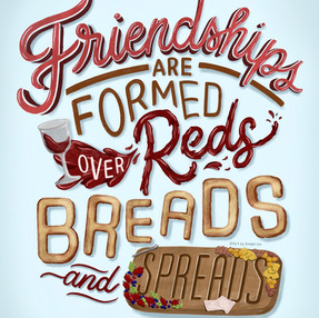 Friendships Are Formed.._