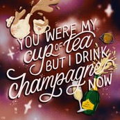 I Drink Champagne Now