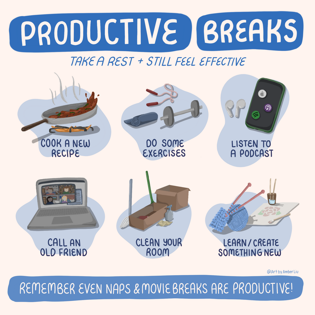 Productive Breaks