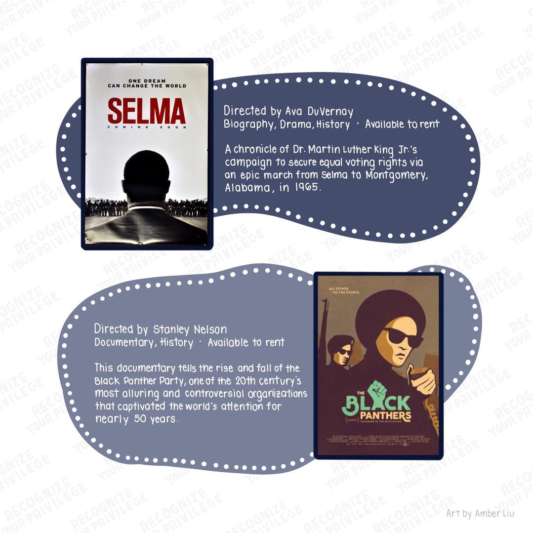 Educate Yourself: Films Slide 8